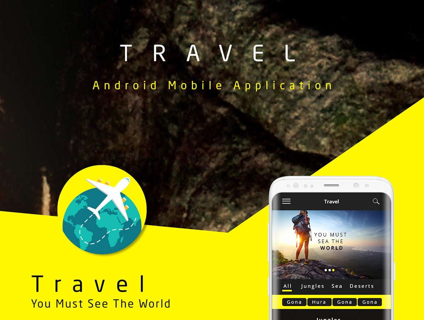 Travel App Mobile